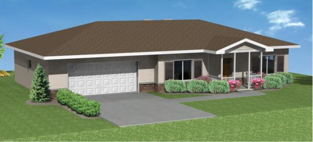 We Can Accomodate Larger Floor Plans Designed From Our Basic Plans, If Desired