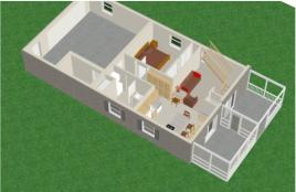 Main Level Living with 2nd Floor Expansion for Children