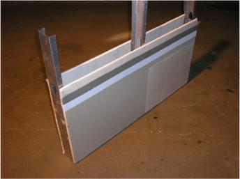 Interior Walls Are Made of Steel Studs, Paperless Mold Free Sheetrock, and Decorative Protective Finishes.